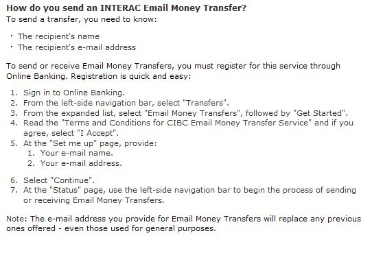 how to stop an email money transfer for rbc