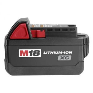 milwaukee XC lithium battery