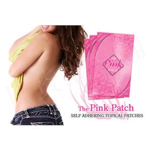 the pink patch脂肪代谢贴