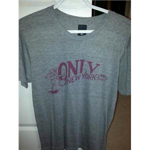 ONLY NY TEE BRAND NEW SIZE M