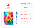Samsung Tablet Glass Guard