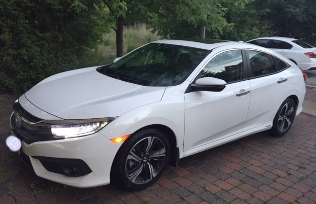 2018 Honda Civic Sdn