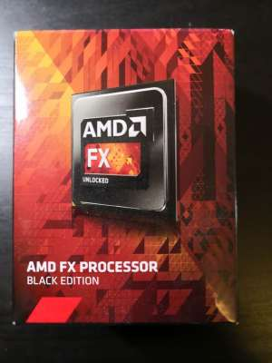 全新AMD FX 6300 Processor (Black Edition)