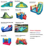 出租充氣城堡Bouncy Castle Rental