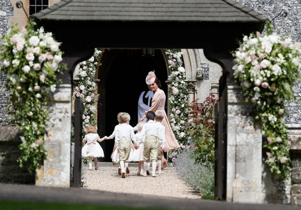Pippa gets married
