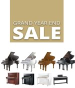 Steinway施坦威钢琴Year End Sale
