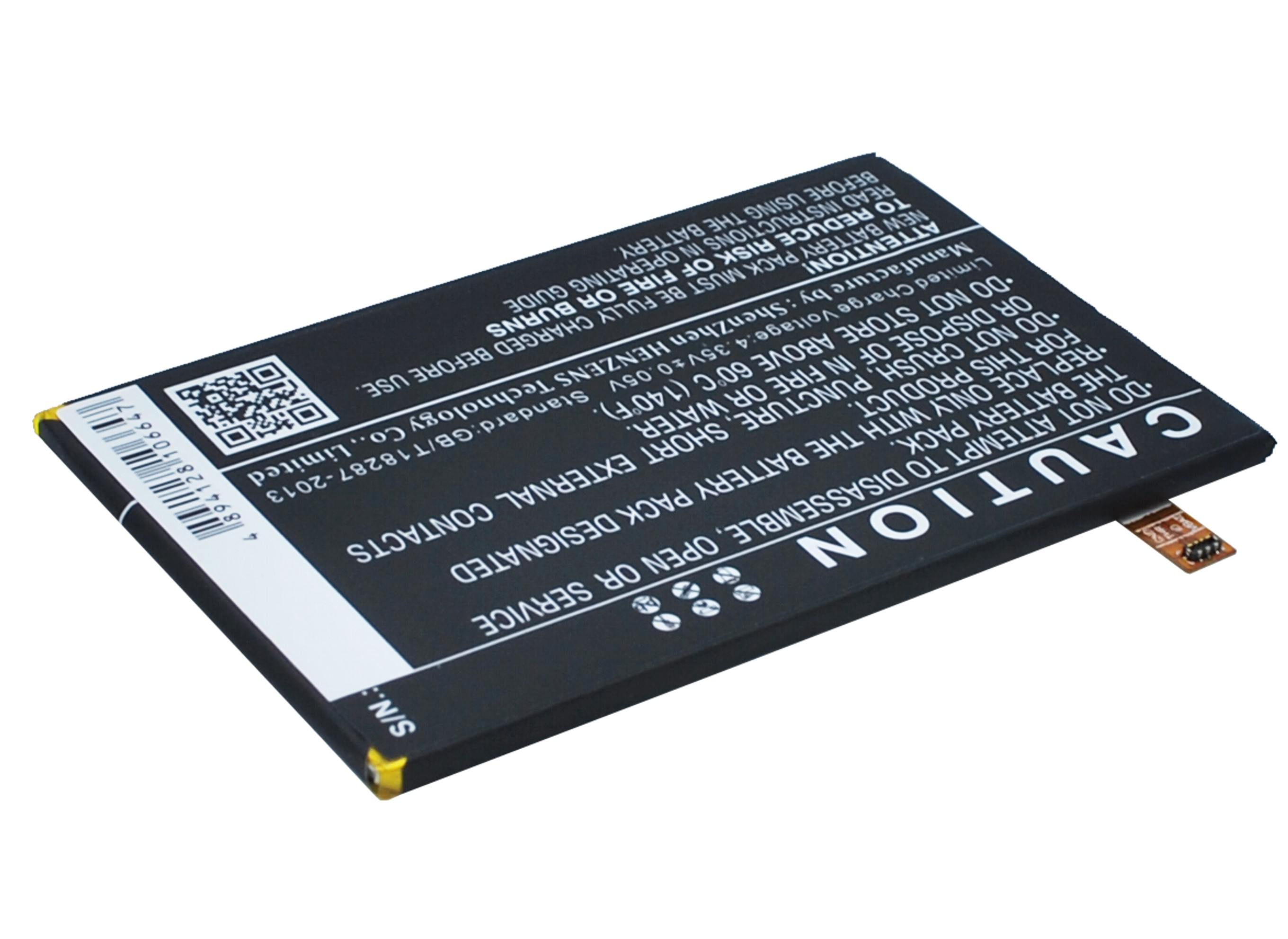 Blackberry Q20 Class Battery